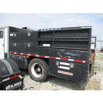 LKQ Heavy Truck - Tampa TRUCK BODIES,  BOX VAN/FLATBED/UTILITY INTERNATIONAL 4700
