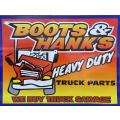 Rears (Front) EATON DS402 Boots & Hanks Of Pennsylvania