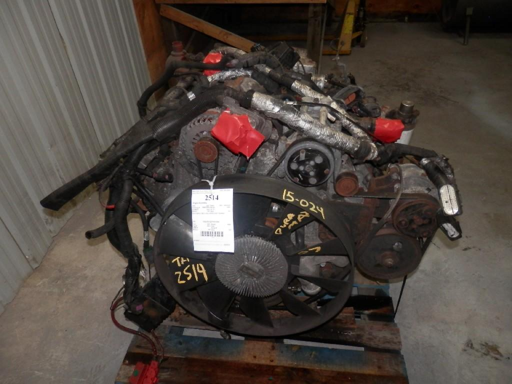 2007 GM 6.6 ENGINE ASSEMBLY TRUCK PARTS #585174