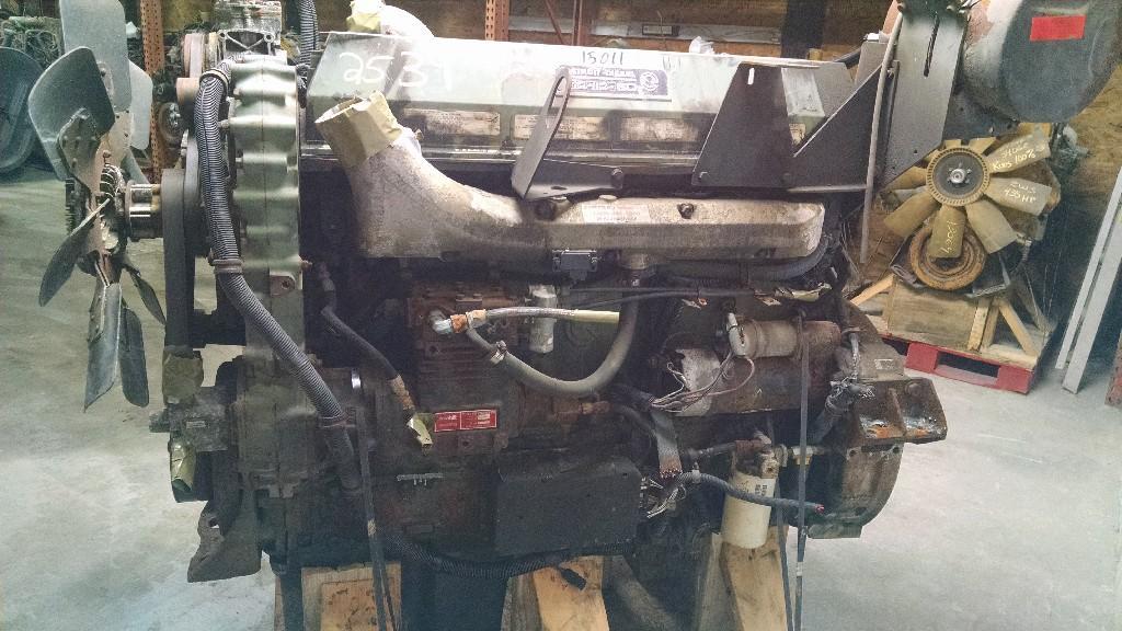 DETROIT 60 SER 11.1 ENGINE ASSEMBLY TRUCK PARTS #585176