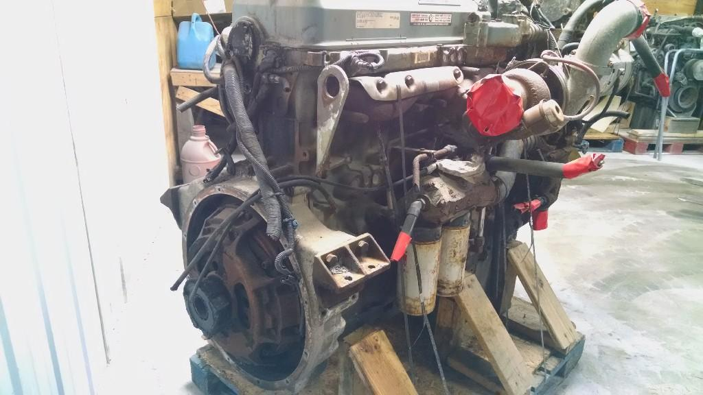 DETROIT 60 SER 12.7 ENGINE ASSEMBLY TRUCK PARTS #585177