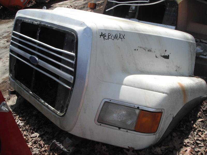 1991 FORD F8000 HOOD TRUCK PARTS #584819