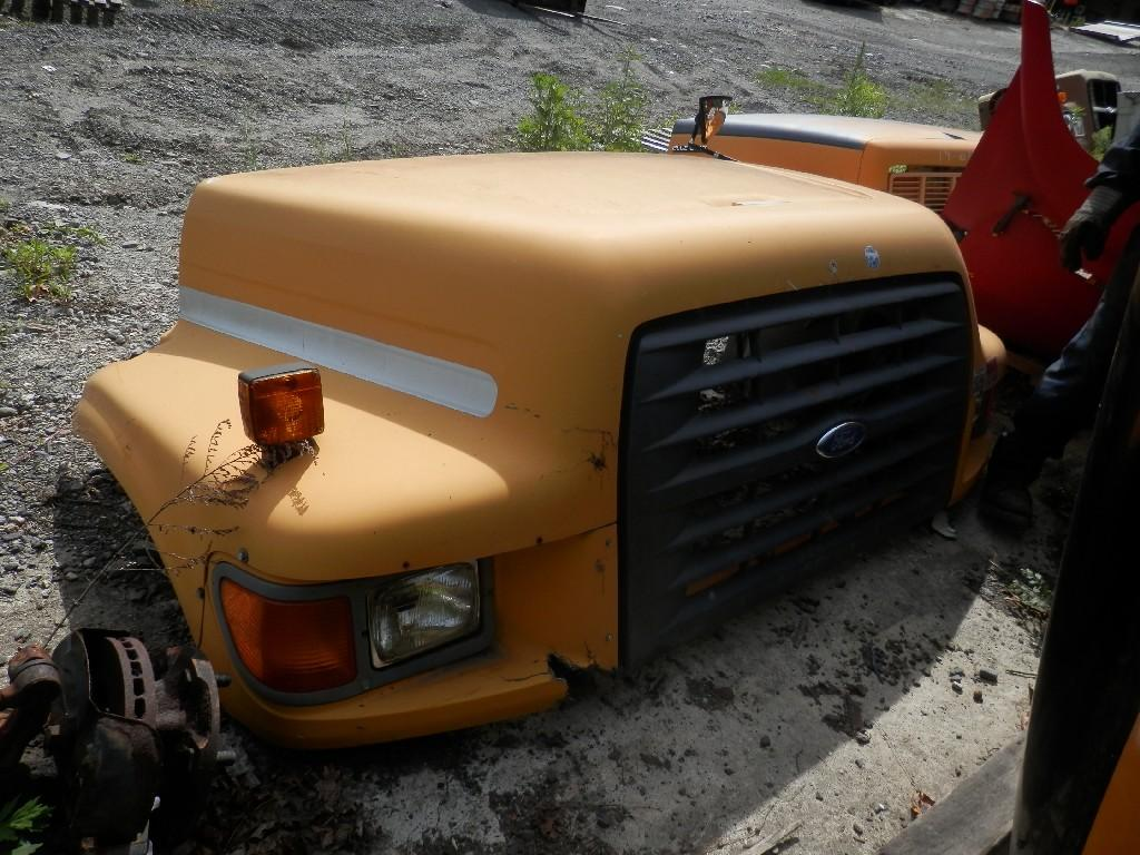 1997 FORD F700 HOOD TRUCK PARTS #584856