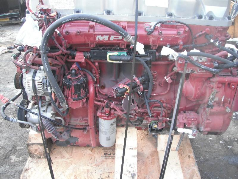 2013 MACK MP8 ENGINE ASSEMBLY TRUCK PARTS #585122