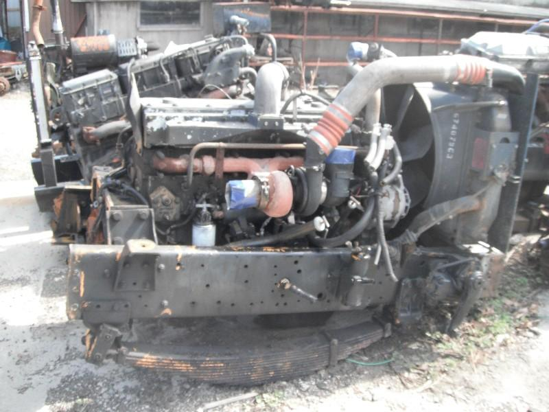 1992 CUMMINS L10 ENGINE ASSEMBLY TRUCK PARTS #585123