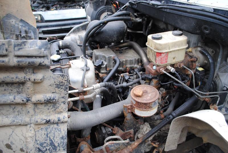 2005 HINO JO5D-TA ENGINE ASSEMBLY TRUCK PARTS #585114
