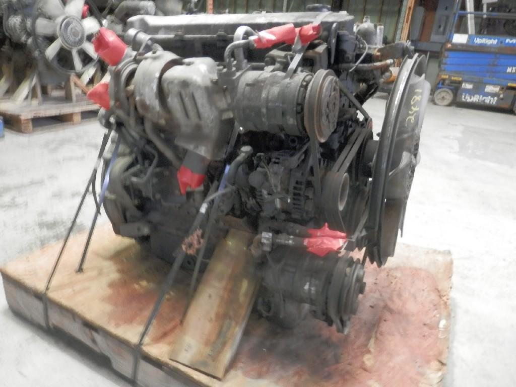 2003 ISUZU 4HE1XS ENGINE ASSEMBLY TRUCK PARTS #585170