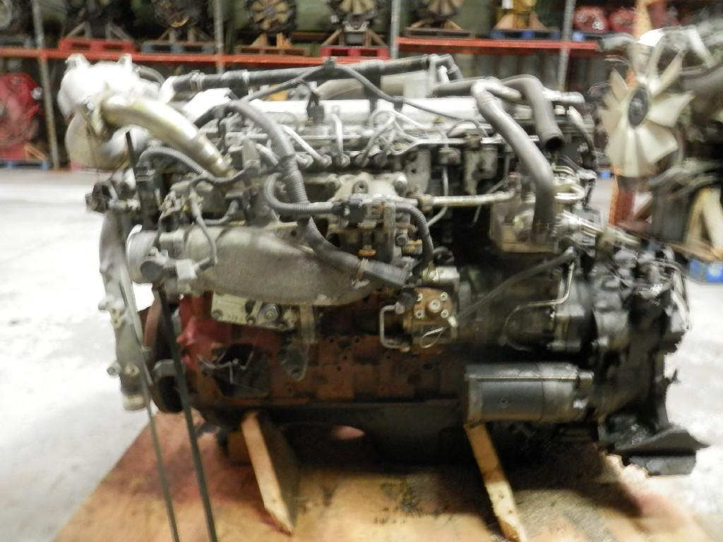 2009 NISSAN J08E-TE ENGINE ASSEMBLY TRUCK PARTS #585183