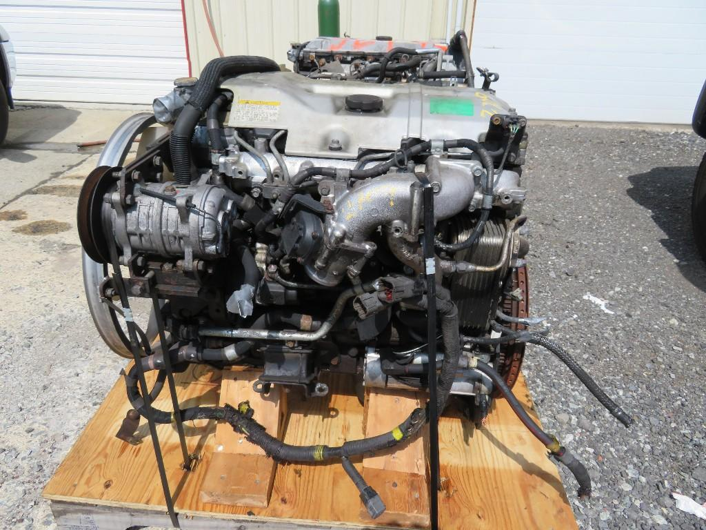 2008 MITSUBISHI 4M50 - 6A8 ENGINE ASSEMBLY TRUCK PARTS #585186
