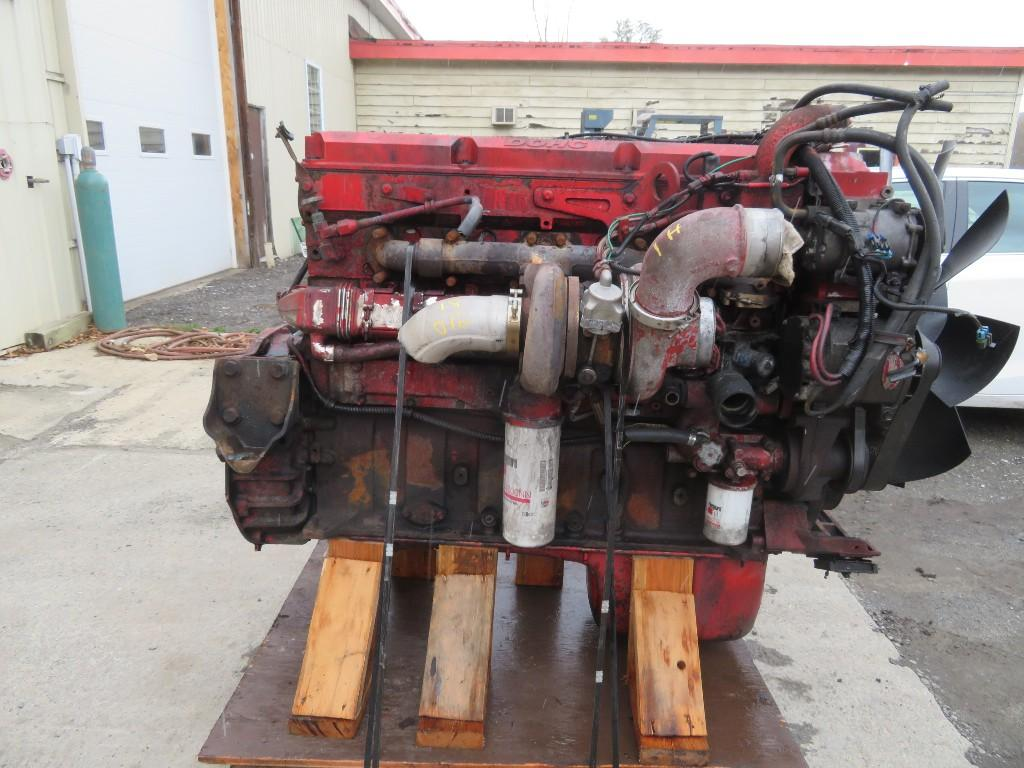 2007 CUMMINS ISX ENGINE ASSEMBLY TRUCK PARTS #585235
