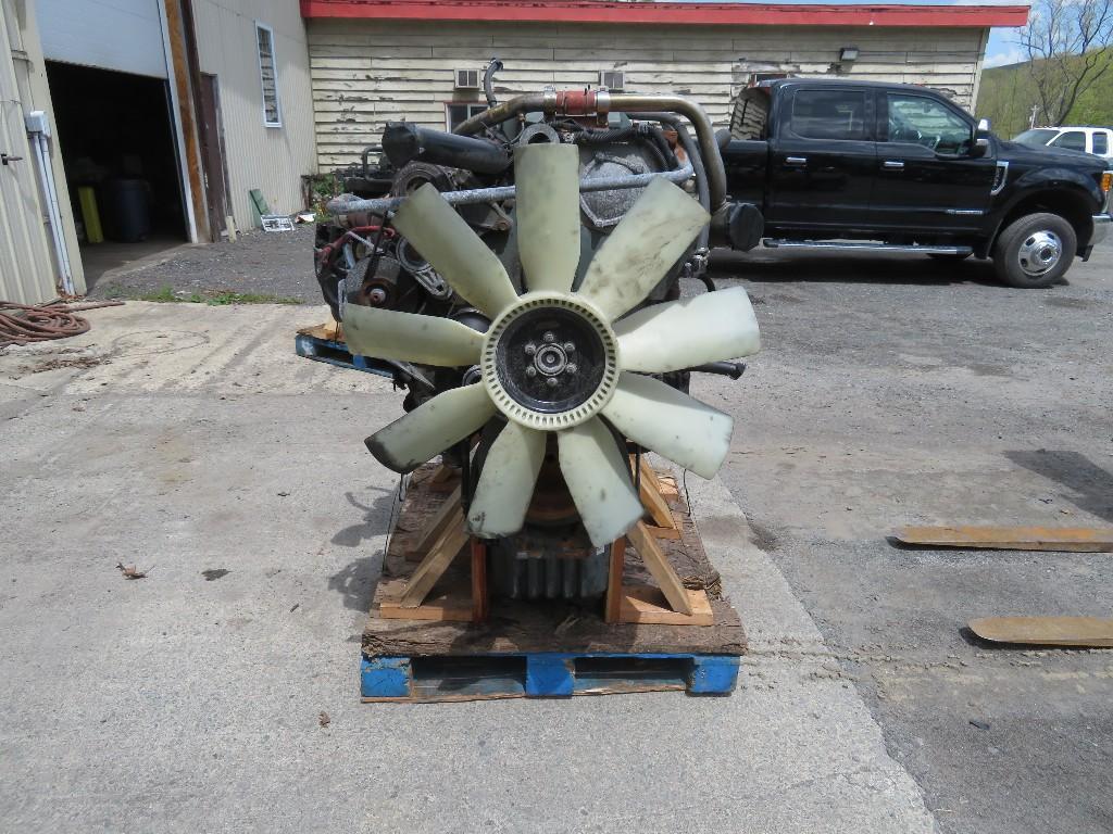 2005 DETROIT 60 SER 12.7 ENGINE ASSEMBLY TRUCK PARTS #585238