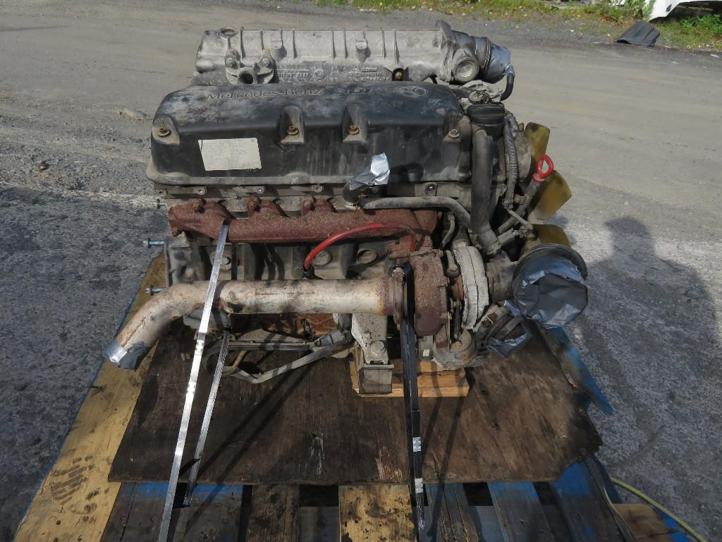 MERCEDES OM 612 ENGINE ASSEMBLY TRUCK PARTS #585242