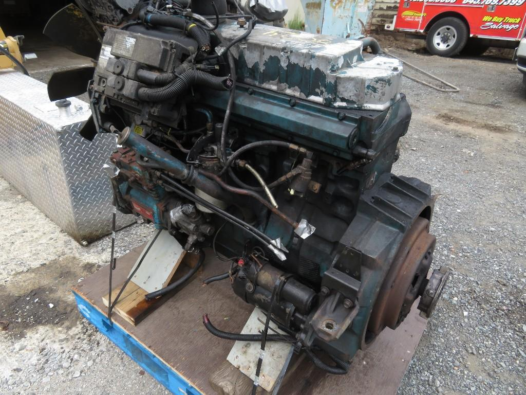 2000 INTERNATIONAL DT 530 ENGINE ASSEMBLY TRUCK PARTS #590648