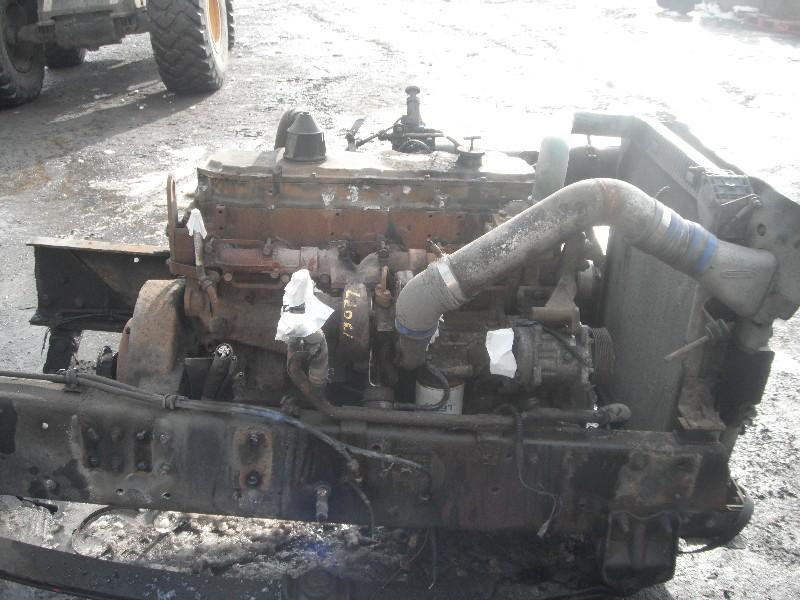 2001 CATERPILLAR 3126E ENGINE ASSEMBLY TRUCK PARTS #585146