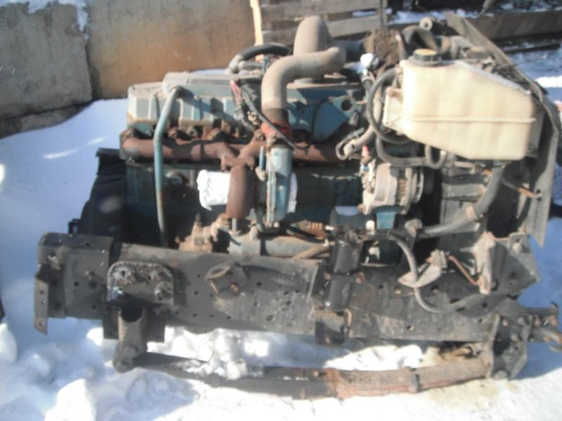 1999 INTERNATIONAL DT 466E ENGINE ASSEMBLY TRUCK PARTS #585149