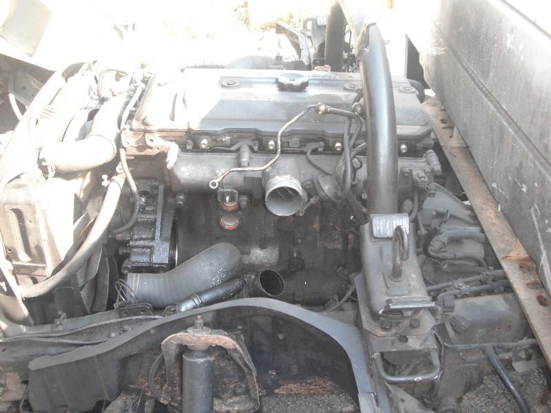 2001 MITSUBISHI 4M50-1AT2 ENGINE ASSEMBLY TRUCK PARTS #585152