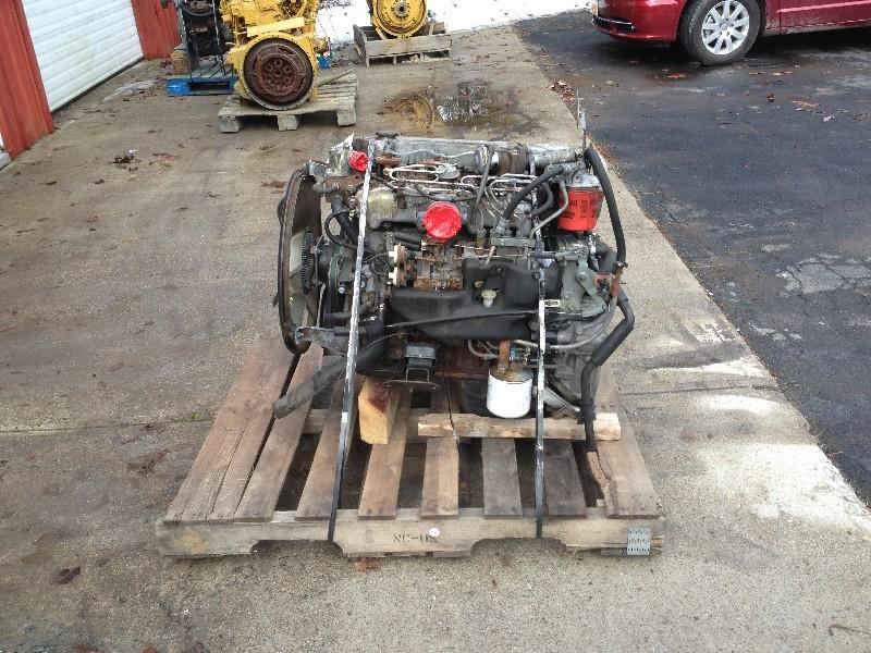 2004 ISUZU 4HE1XS ENGINE ASSEMBLY TRUCK PARTS #585118