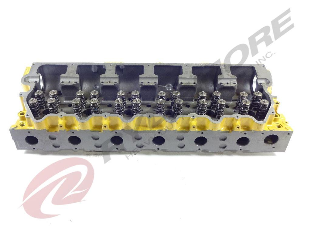 CATERPILLAR C-15 CYLINDER HEAD TRUCK PARTS #400474
