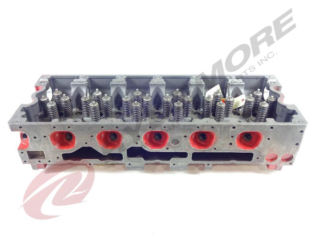 CUMMINS ISX CYLINDER HEAD TRUCK PARTS #400478