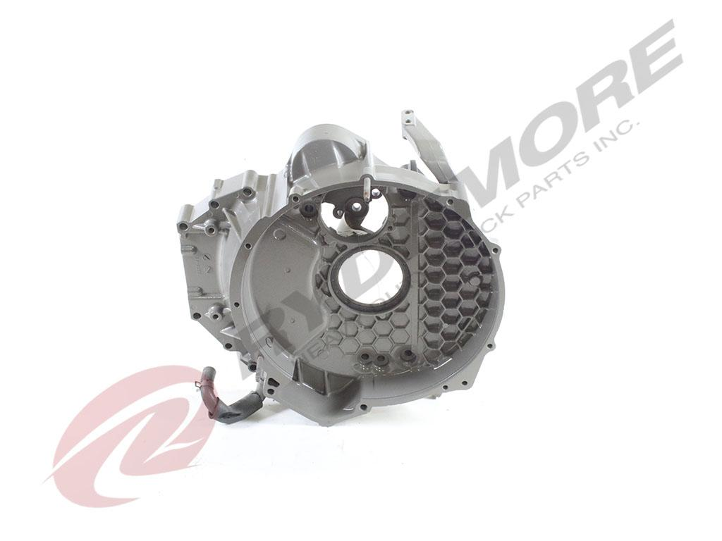 ISUZU 4HK1TC FLYWHEEL HOUSING TRUCK PARTS #270895