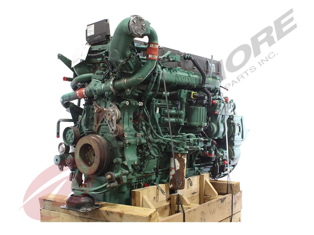 2015 VOLVO D16 ENGINE ASSEMBLY TRUCK PARTS #632537