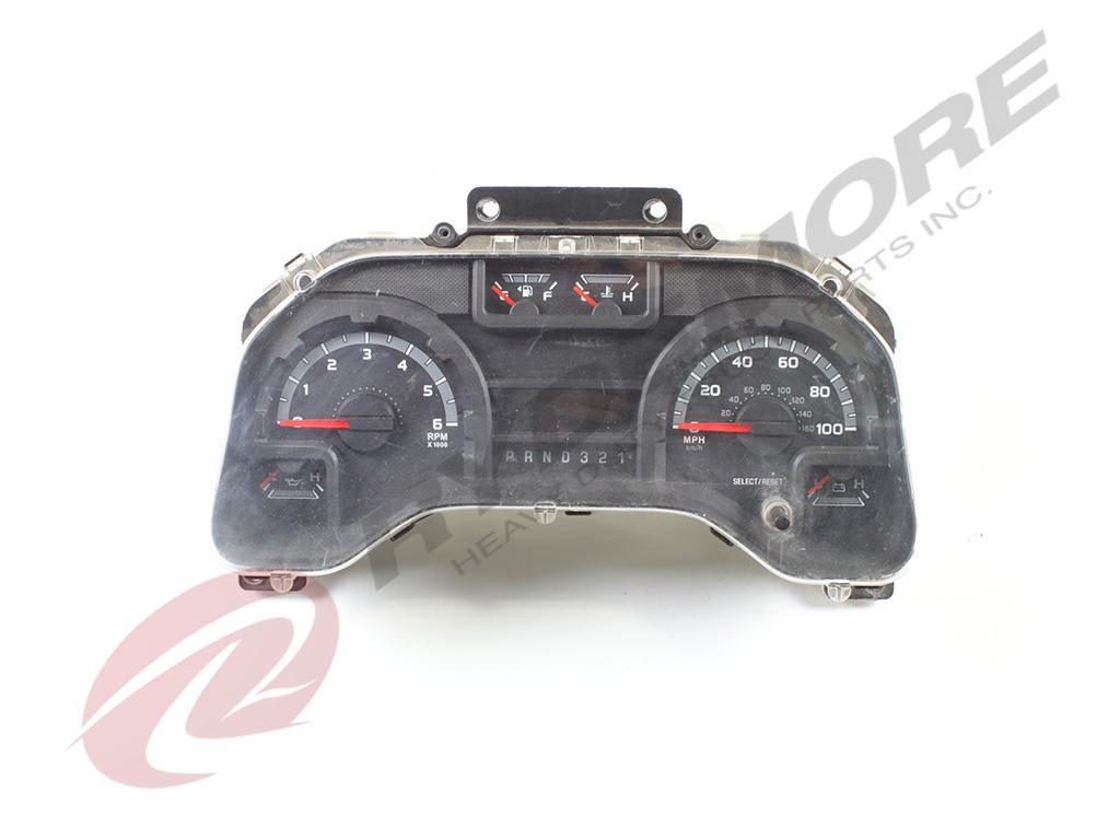 FORD VARIOUS FORD MODELS INSTRUMENT CLUSTER TRUCK PARTS #679494