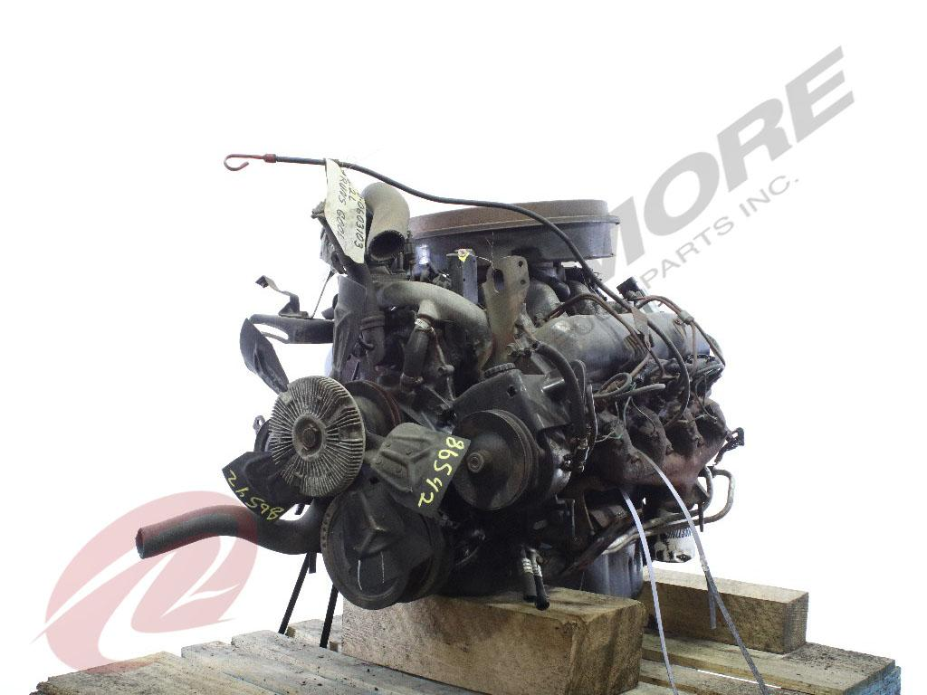 GM 6.2L ENGINE ASSEMBLY TRUCK PARTS #612688