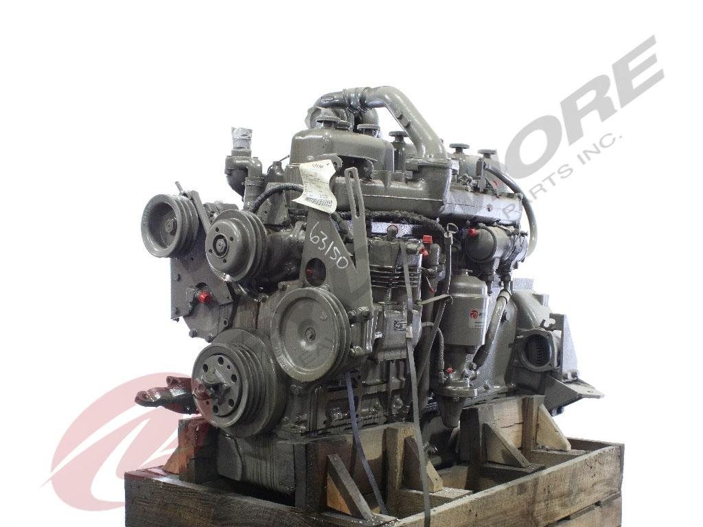 MACK SCANIA ENGINE ASSEMBLY TRUCK PARTS #504550