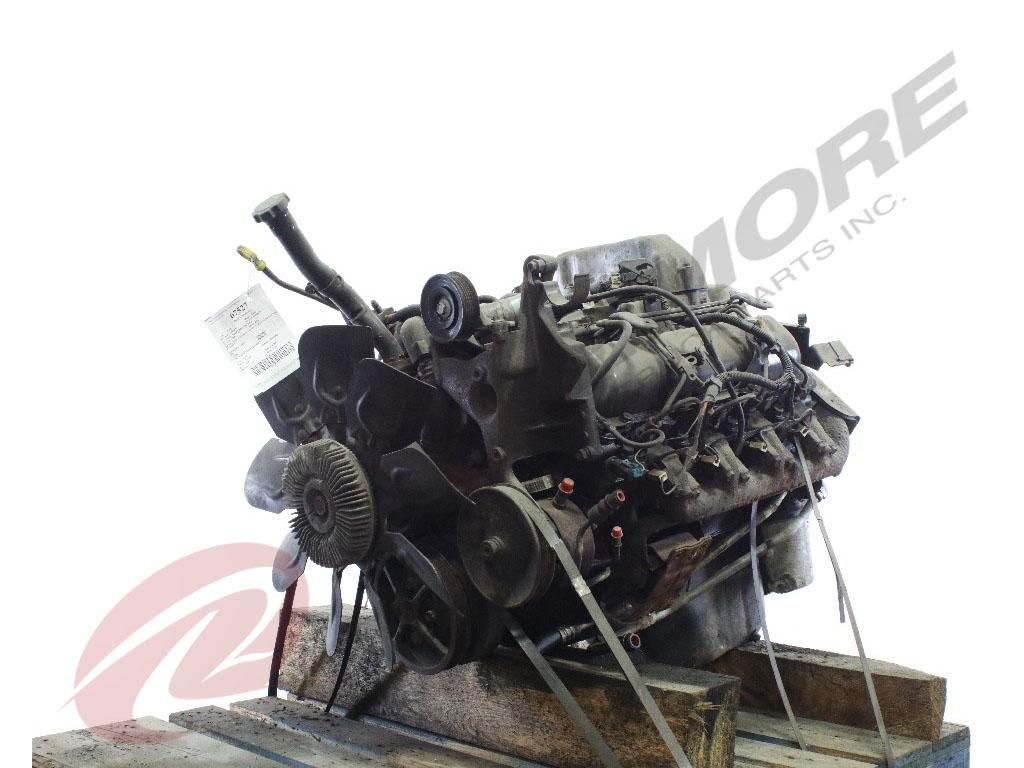 2002 GM 6.5T ENGINE ASSEMBLY TRUCK PARTS #527168