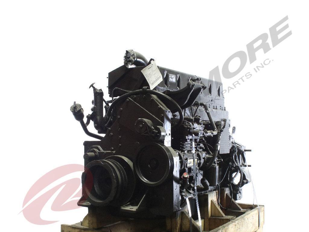 CUMMINS L10E ENGINE ASSEMBLY TRUCK PARTS #570642