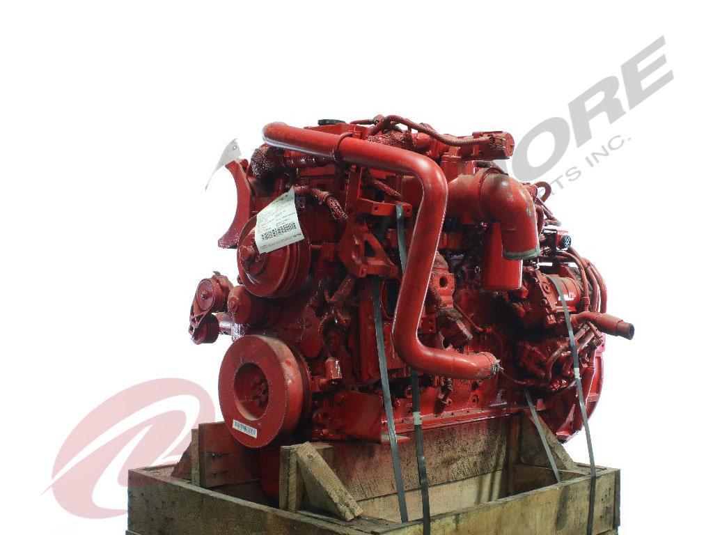 2011 CUMMINS QSB-6.7 ENGINE ASSEMBLY TRUCK PARTS #572882