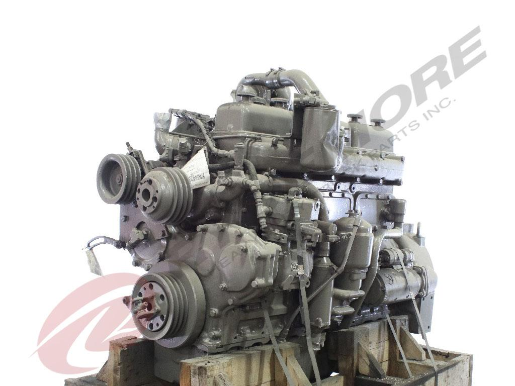MACK SCANIA ENGINE ASSEMBLY TRUCK PARTS #500031