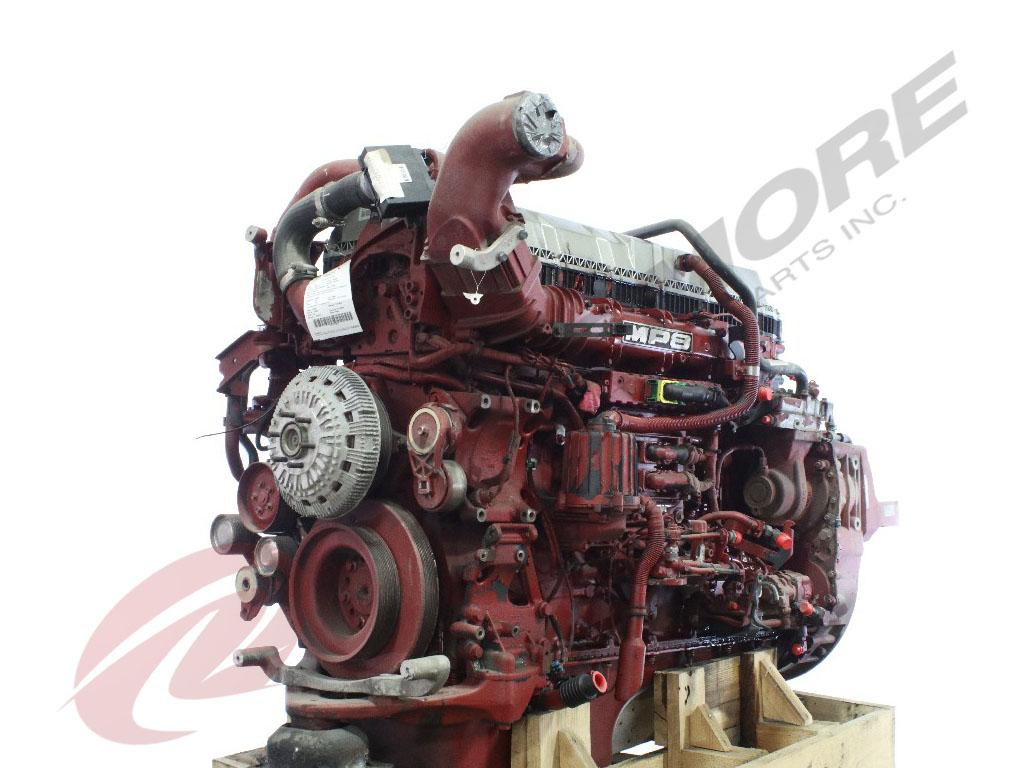 2016 MACK MP8 ENGINE ASSEMBLY TRUCK PARTS #584046