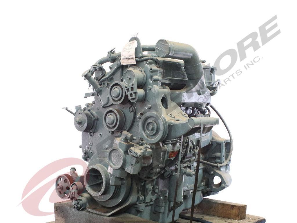 DETROIT SERIES 50 DDEC IV ENGINE ASSEMBLY TRUCK PARTS #587947