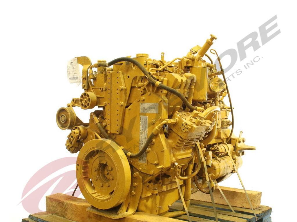 2006 CATERPILLAR C-7 ENGINE ASSEMBLY TRUCK PARTS #607561