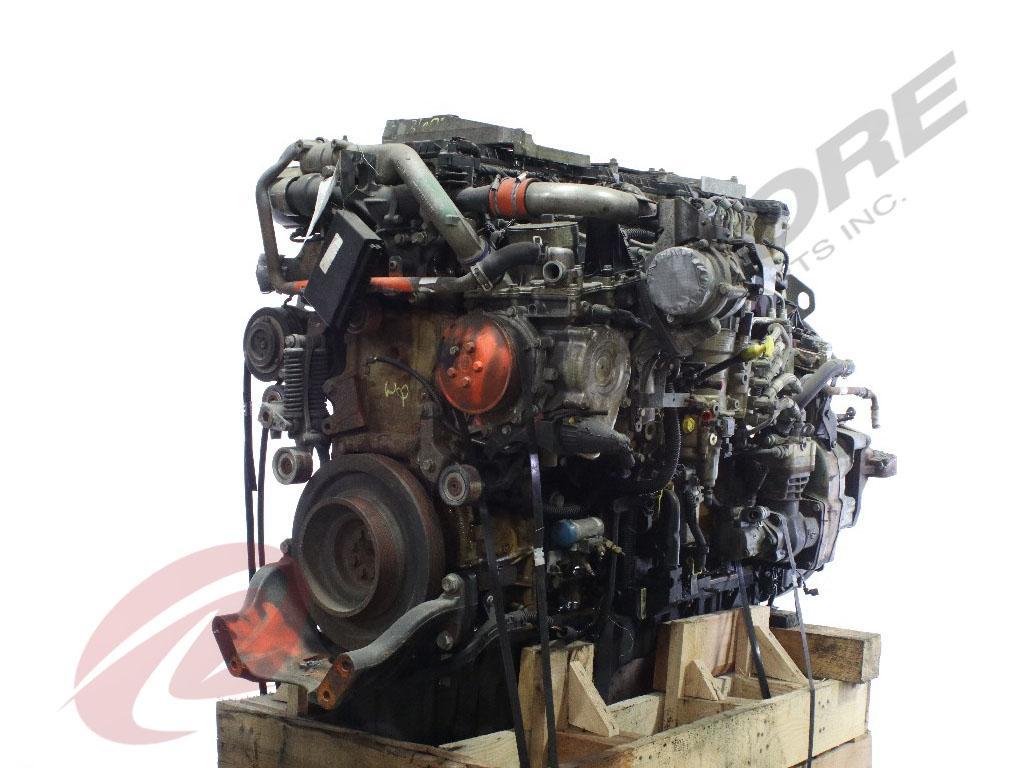 2011 DETROIT DD15 ENGINE ASSEMBLY TRUCK PARTS #592123
