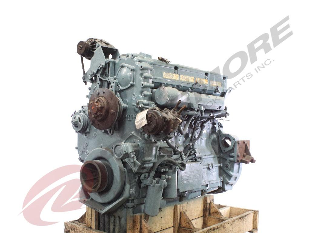 DETROIT SERIES 60 11.1 DDEC III ENGINE ASSEMBLY TRUCK PARTS #612681