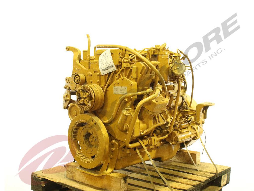 2005 CATERPILLAR C-7 ENGINE ASSEMBLY TRUCK PARTS #607566