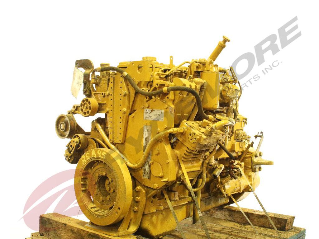 2005 CATERPILLAR C-7 ENGINE ASSEMBLY TRUCK PARTS #609459