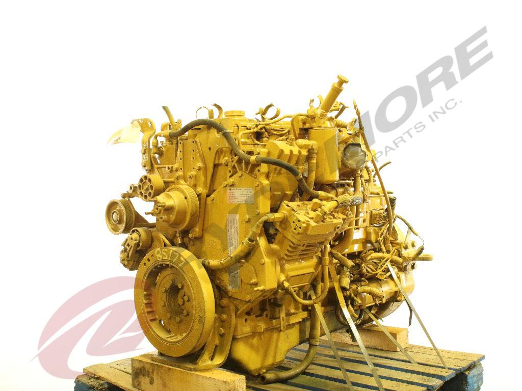 2005 CATERPILLAR C-7 ENGINE ASSEMBLY TRUCK PARTS #609450