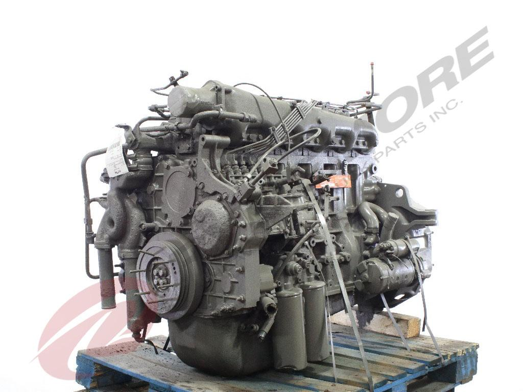 MACK RENAULT 538 ENGINE ASSEMBLY TRUCK PARTS #610070