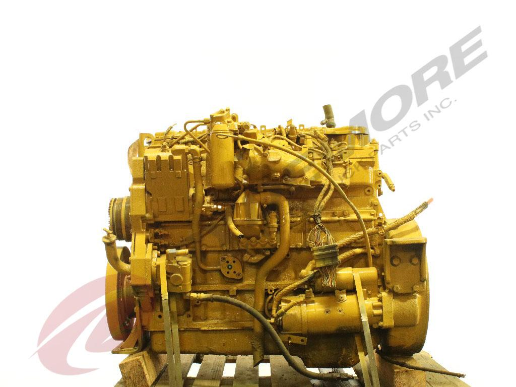 2005 CATERPILLAR C-7 ENGINE ASSEMBLY TRUCK PARTS #610605