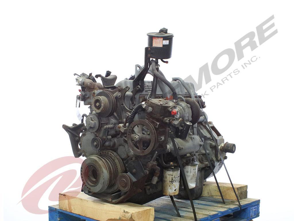 FORD 7.8L ENGINE ASSEMBLY TRUCK PARTS #567687