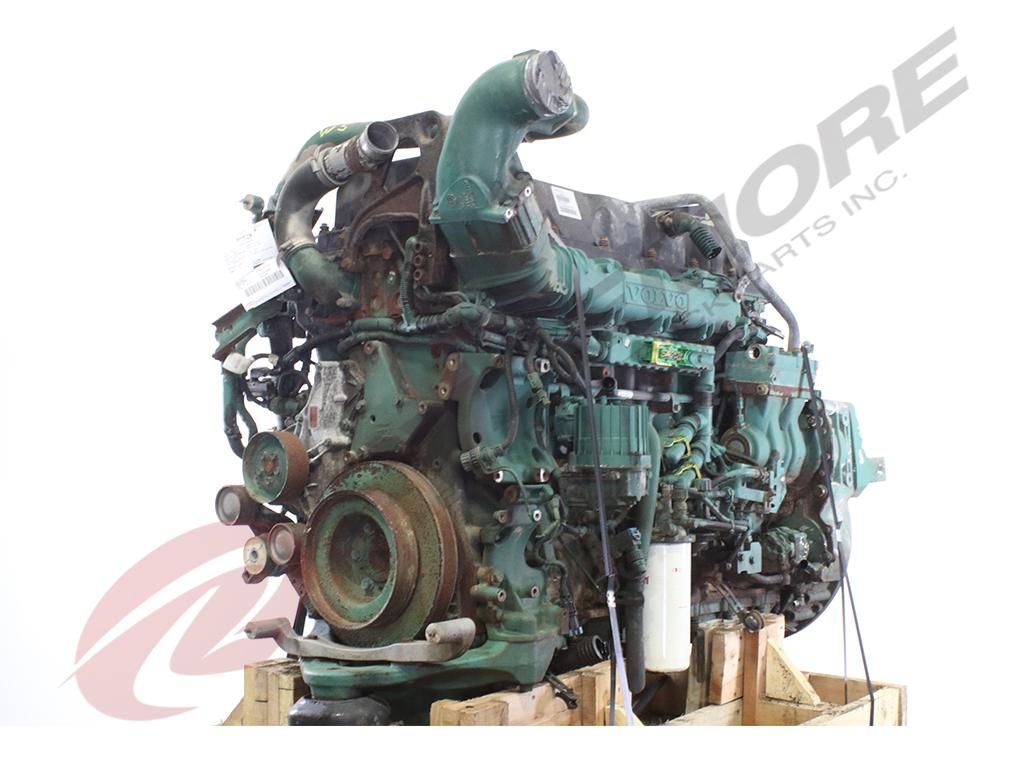 2011 VOLVO D13 ENGINE ASSEMBLY TRUCK PARTS #638492