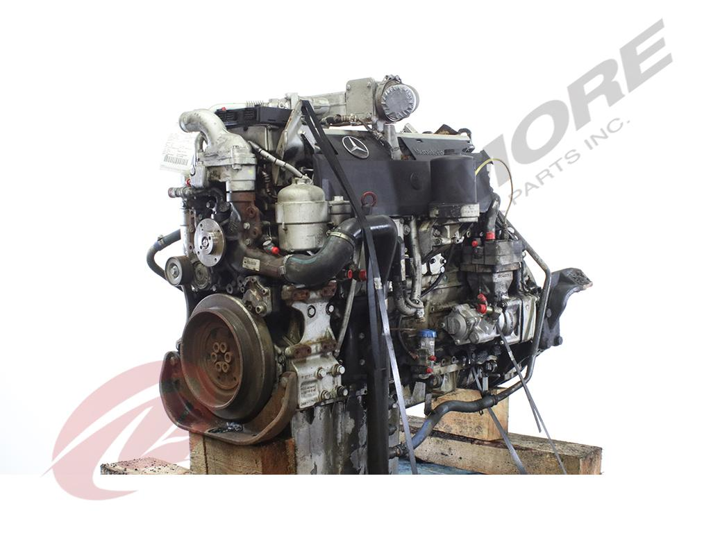 2005 MERCEDES OM906 ENGINE ASSEMBLY TRUCK PARTS #638497