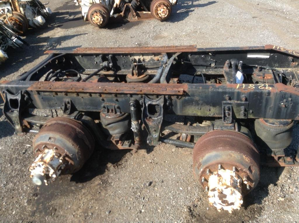 1990 ROCKWELL RT-40-145 CUTOFF ASSEMBLY TRUCK PARTS #644032