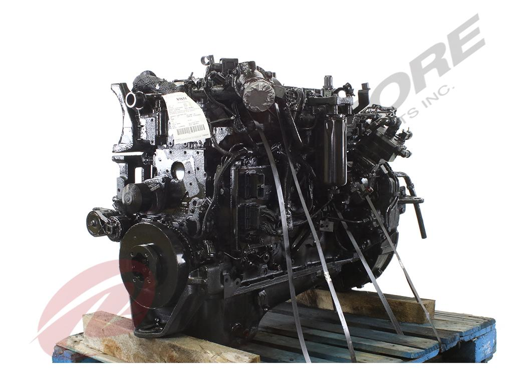 CUMMINS ISBCR5.9 ENGINE ASSEMBLY TRUCK PARTS #644625