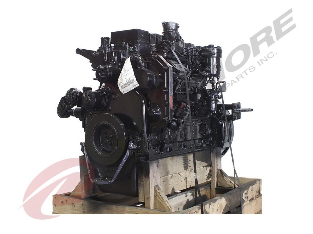 CUMMINS ISB5.9 ENGINE ASSEMBLY TRUCK PARTS #644965