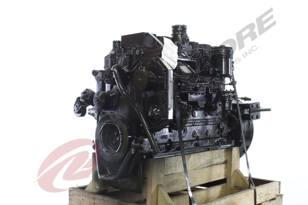 CUMMINS ISB5.9 ENGINE ASSEMBLY TRUCK PARTS #645310