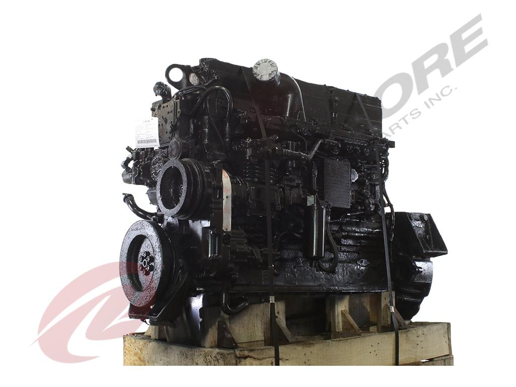 1992 CUMMINS N14 CELECT ENGINE ASSEMBLY TRUCK PARTS #646087